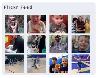 Flickr Feed