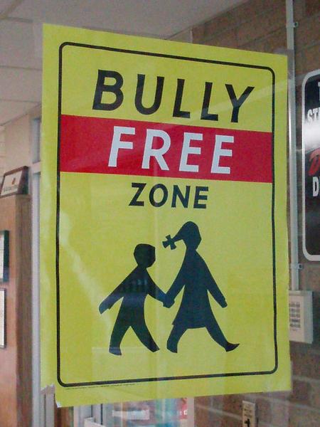 beware the social media bullies
