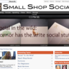 Small Shop Social blog